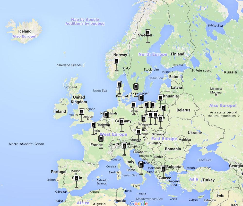 fotobudki w europie